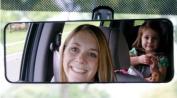 Pikibu I-See-You Car Family Mirror, Black