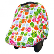 Itzy Ritzy Peek-A-Boo Pod(TM) Infant Carrier Pod - Hoot