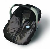 Tivoli Couture Car Seat Jacket Infant Bunting, London Grey