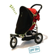 SnoozeShade Original - baby sunshade and blackout blind that fits all prams and pushchairs