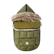 7 A.M. Enfant Le Sac Igloo Extendable Baby Bunting Bag Adaptable for Strollers