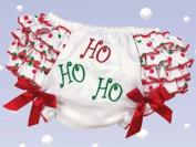 """Bearington Baby Holiday """"Ho Ho Ho"""" Nappy Cover"""