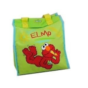 Sesame Street Elmo Baby Nappy Tote Bag - Green