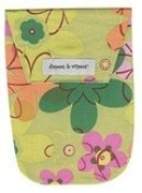 Diapees and Wipees Accessory Bag - Funky Flowers