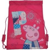 Peppa Pig Patchwork Design Trainer Bag