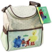Sesame Street Mini Nappy Bag Big Bird, Elmo, Cookie Monster, Ernie