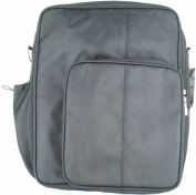 O Yikes Black Slingback X Messenger Bag