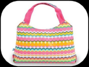 Room It Up Tote- Dream Dot City