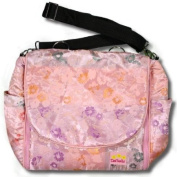 Pink Hawaii Silk Boutique Nappy Bag