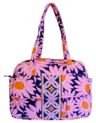 Vera Bradley Baby / Nappy Bag in Loves Me