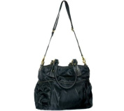 Monaco Nappy Bag - Black
