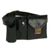Tobey Nappy Bag in Sable Black