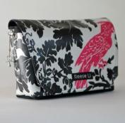 Reese Li Fairfax Changing Clutch - Pink Parrot