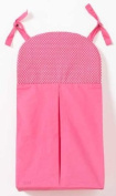 One Grace Place 10-18hp031 Simplicity Hot Pink Nappy Stacker