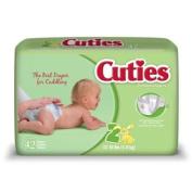 Cuties Baby Nappies