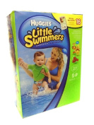 Huggies Little Swimmers Disposable Swimpants 27 SP 7.26-11.79kg. Bonus 16 Wipes Included!