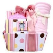 Lullaby Baby Collection Gift Set - Blue