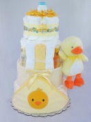 My Little Ducky Nappy Cake