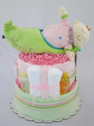 Little Sweet Pea Nappy Cake