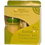 Green Sprouts Bottle Starter Set - Green