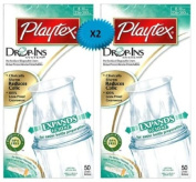 Playtex Drop-Ins Pre-Sterilised Disposable Liners 8-10 OZ