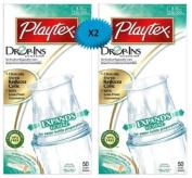 Playtex Drop-Ins Pre-Sterilised Disposable Liners 8-10 OZ