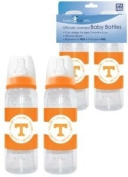Tennessee Volunteers UT NCAA Baby Bottles - 2 Pack