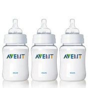 Avent Bottle Three-Pack - 270ml