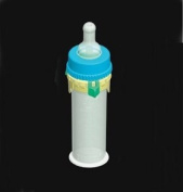 Controlled Flow Baby Feeder, pack of 6