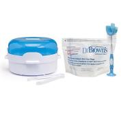 Dr. Brown's Microwave Steriliser Set