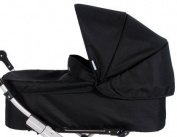 BumbleRide Queen B Bassinet with Canopy