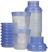 Avent VIA Breast Milk Storage 180ml - 10 Pk