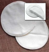 Udder Covers 100% Cotton Breast Pads -4 Pack