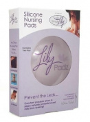 Lilypadz Silicone Nursing Pads Double Pack