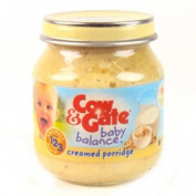 Cow & Gate 6 Month Creamed Porridge 125g