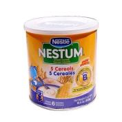 Nestle Nestum Infant Cereal 5 Cereals, 300 Grammes