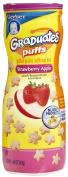 Gerber Graduates Strawberry Apple Puffs, 45ml,