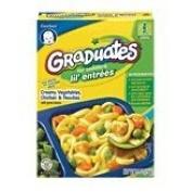Gerber Graduates for Toddlers Lil' Entrees, Creamy Vegetables Chicken & Noodles, 1 ea
