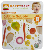 Happy Baby Organic Baby Food 3 Homestyle Meals
