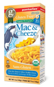 Pastariso Organic Quick-Cooking White Rice Mac and Yellow Cheeze, Orca, 150ml