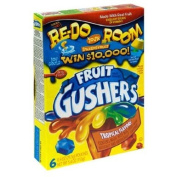 Fruit Gushers Tropical Flavours 130ml