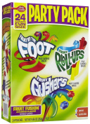 Fruit by the Foot Mini Party Pack Fruit Snacks