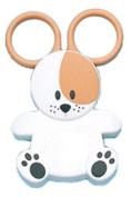 Japan Skater Baby Food Sicssors - Dog