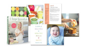 Baby Food Making Cookbook - Sage Spoonfuls Babyfood Making Guide