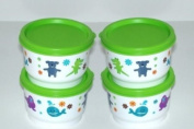 Kitchenware Early Ages Snack Cup Set of 4