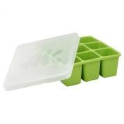 NUK Homemade Baby Food Flexible Freezer Tray and Lid Set