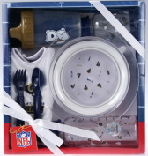 St Louis Rams NFL Football Newborn Baby Necessities Gift Set