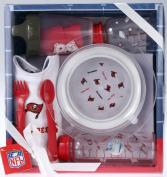 Tampa Bay Buccaneers NFL Football Newborn Baby Necessities Gift Set