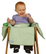 Leachco Diner Liner® Booster Chair Liner - Sage Dot