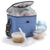 Polar Gear Little Ones Lunch food bag - Blue